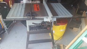 Delta Table saw in Beaufort, South Carolina