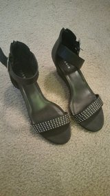 Size 12 Stud Toe Strap Wedge $25 OBO in Jacksonville, Florida