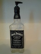 Jack Daniels Soap Dispenser in Coldspring, Texas