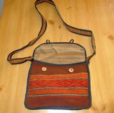 BOHO HIPPY TYPE PURSE HAND CRAFTED in 29 Palms, California