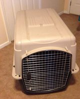 Hard Plastic Dog Kennel- for Large dogs in Columbia, South Carolina