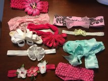 Baby headbands in DeKalb, Illinois