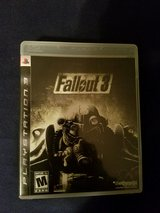 Fallout 3 for PS3 in Camp Lejeune, North Carolina