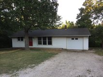 Private setting in a great location! Newly remodeled 21800 hwy Y in Fort Leonard Wood, Missouri