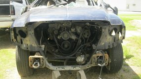 2000 7.3 diesel parts wrecked motor, transmission, rear end, other misc parts in Moody AFB, Georgia