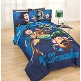 Toy Story Twin/Full Bedding Comforter/Sheet Set in Chicago, Illinois