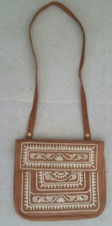 Soft Leather Bag in Alamogordo, New Mexico