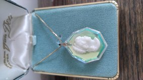 Cameo necklace in Bolingbrook, Illinois