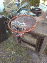 Basketball hoops in Alamogordo, New Mexico
