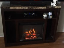 Fireplace/ Entertainment Center Electric in Temecula, California