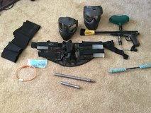 Paintball gear in Fort Rucker, Alabama