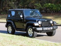 2010 Jeep Wrangler in Columbus, Georgia