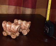 Western Wagon Salt and Pepper Shakers in Travis AFB, California