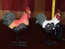 Rooster Knick knacks in Vacaville, California