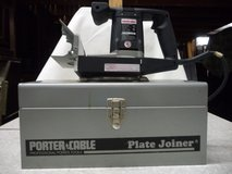 Porter Cable Plate Joiner in Houston, Texas