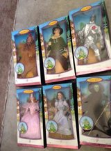 Wizard of Oz Barbie Collection in Columbia, South Carolina