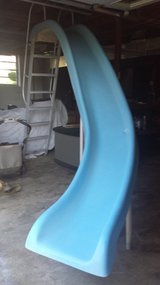 swimming pool slide, aqua, 8ft tall in Birmingham, Alabama