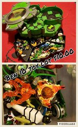 Ben10 toy lot in Beaufort, South Carolina