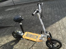 Go Bowen Electric Scooter (USED) Great condition in Ramstein, Germany