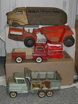 Tonka-Nylint-Mattel-Structo-Ertl Any Pre 1980 Boys Toys Wanting to Buy! in Quad Cities, Iowa