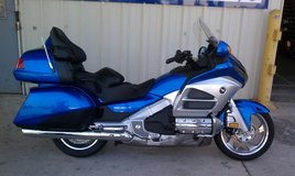 2012 Honda Goldwing 1800cc in Warner Robins, Georgia