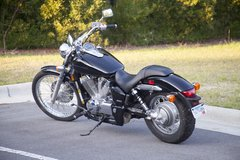 2008 Honda Shadow Spirit 750, very low mileage!! in Camp Lejeune, North Carolina