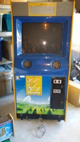 Arcade Style Prop Cycle Video Game in Conroe, Texas
