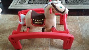 Bronco The Rocking Horse in Conroe, Texas