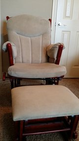 Glider and Ottoman in Conroe, Texas