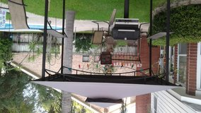 Canopy for your Grill in Conroe, Texas
