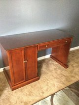 Lovely old cherry finish desk in Camp Lejeune, North Carolina