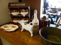 Rustic Kitchen Decor in Cherry Point, North Carolina
