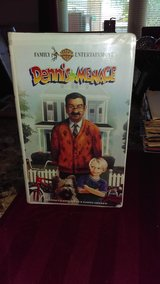 Dennis The Menace -Vhs in Lawton, Oklahoma