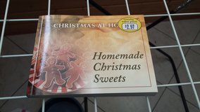Homemade Christmas Sweets book in Ramstein, Germany