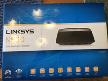 Linksys E2500 Dualband Wireless Router in Fort Gordon, Georgia