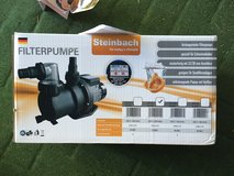 Pool pump strong new in Ramstein, Germany