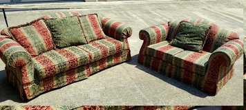 Sofa and Loveseat in Spring, Texas