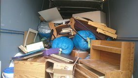FRIDAY JUNK REMOVAL, TRASH HAUL, DEBRIS AND WASTE MANAGEMENT, TRANSPORT,  PICK UP AND DELIVERY... in Ramstein, Germany