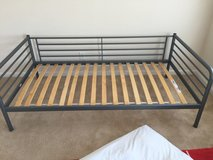 IKEA twin bed frame in Fort Bliss, Texas