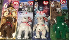 4 Beanie Babies by McDonald's in Naperville, Illinois