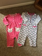 Infant Girls One Piece Outfits-9 months-Carters-GUC in Chicago, Illinois