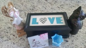 Jewelry Box and Assorted Decor in Tampa, Florida