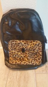 New Leopard Print Backpack in Tampa, Florida
