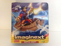 FISHER PRICE IMAGINEXT BATTLE SKIFF ( BRAND NEW ) in Lockport, Illinois