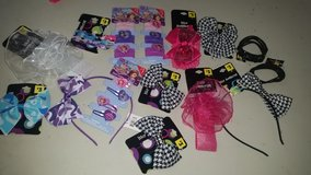Girls goodies lot in Fort Leonard Wood, Missouri
