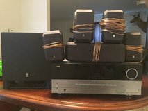 Harman/Kardon stereo with Yamaha speakers in Fort Leonard Wood, Missouri