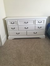 Dresser w/ matching side table in Moody AFB, Georgia