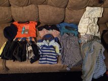 Boys clothes 0-6 months in Hinesville, Georgia