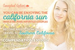 Egg Donors - Earn $10,000+ Helping a Family in Miramar, California