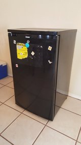 Haier refrigerator small in Fort Bliss, Texas